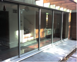 Interior And Exterior Single And Multi Sliding Glass Door